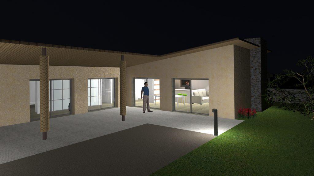 construction d une maison valdesert cantal architecte renovation paris. Black Bedroom Furniture Sets. Home Design Ideas